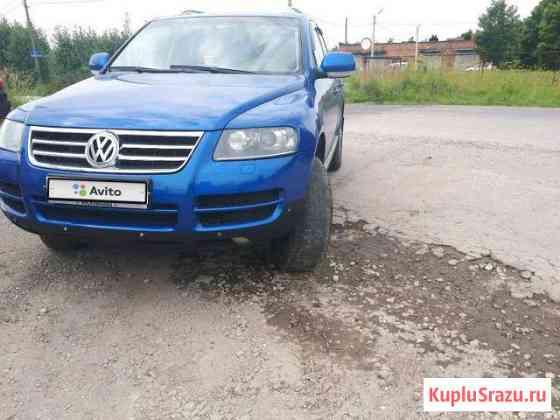 Volkswagen Touareg 3.0 AT, 2006, внедорожник Сланцы