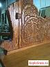 Состаренная мебель из массива сосны (Трюмо)