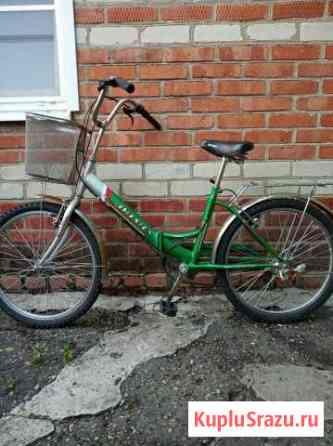 Велосипед Привольная