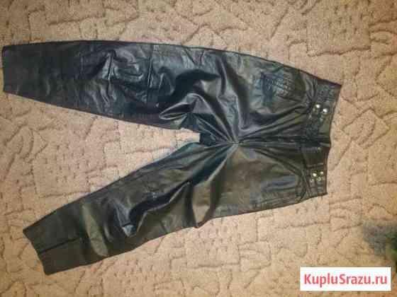 Кожаные брюки Омск