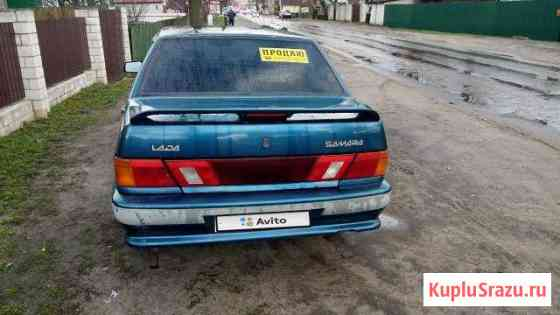 ВАЗ 2115 Samara 1.5 МТ, 2005, седан Навля