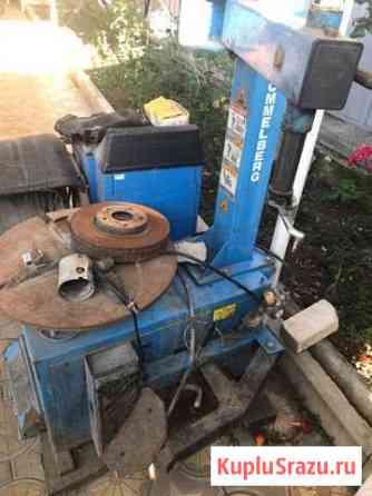 Шиномонтажное и балансировочное оборудование Анапа