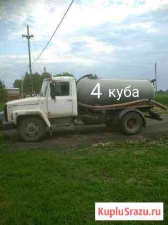 Услуги.Ассенизаторская машина Советск
