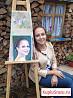 Рисую портреты маслом или в карандаше