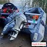 Лодка Barger370 и мотор Honda15