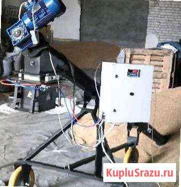 Передвижной наклонный аппарат для фасовки Майкоп