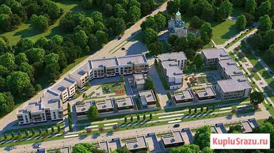 Новая студия в Цемдолине Новороссийск