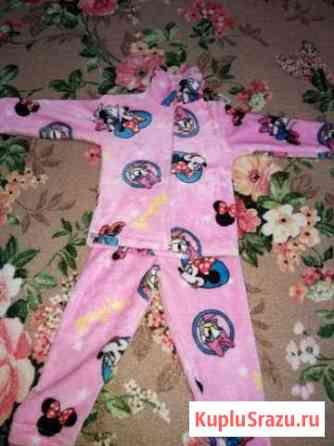Теплая пижама Тула