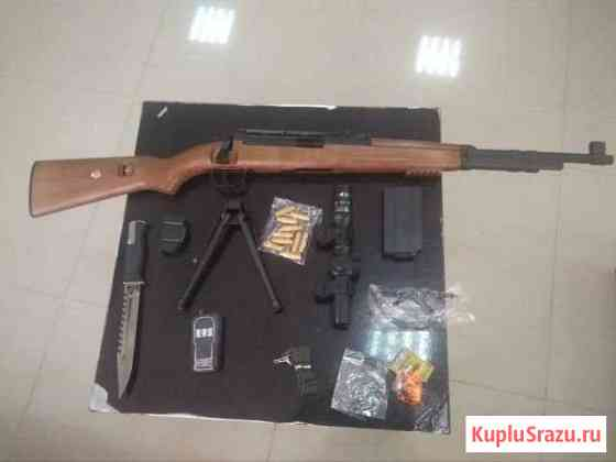 Новая игрушечная винтовка в наличии все аксессуары Махачкала