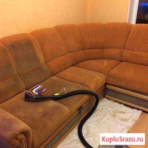 Чистка ковров, мебели, автомобилей Тула