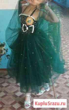 Бальное платье Таловая