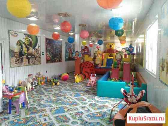 Детский парк развлечений Саратовская