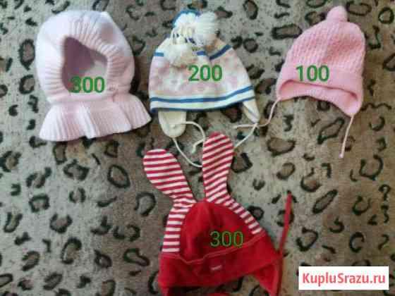 Шапочки на весну для девочки Ханты-Мансийск