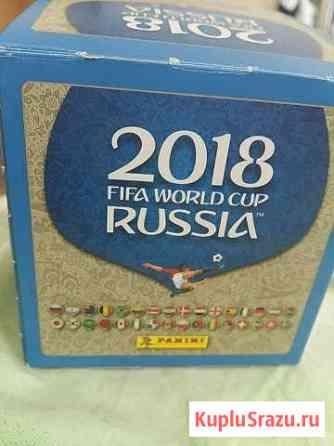 Наклейки 2018 fifa world CUP russia Старый Оскол