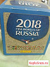 Наклейки 2018 fifa world CUP russia