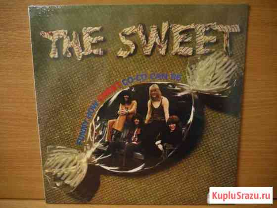 The Sweet (Sweet) виниловая пластинка, новая Москва
