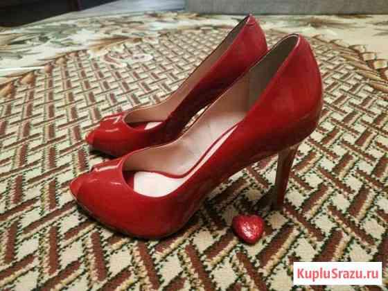 Туфли парадные кожаные новые Выгоничи