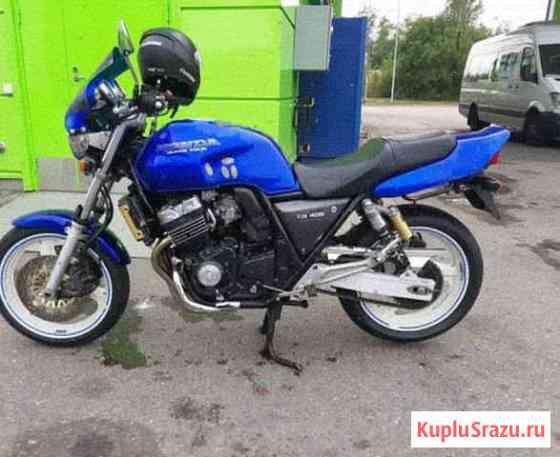 Honda cb400 Высоцк
