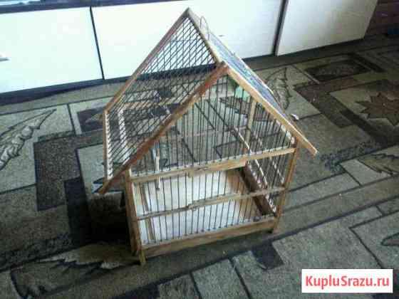 Клетка для птиц Петрозаводск