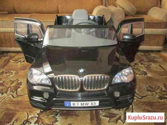 Электромобиль Geoby W498QG-BMW X5 Усть-Катав