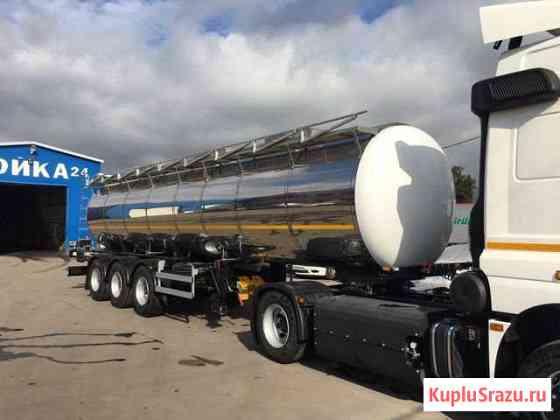 Пищевая цистерна Foxtank (Фокстанк) 24 000/3 секци Пенза