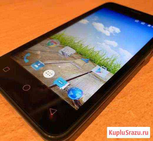 Смартфон Micromax Canvas Pace Q415 LTE Black Самара