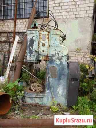 Молот кузнечный М4129А Никольское