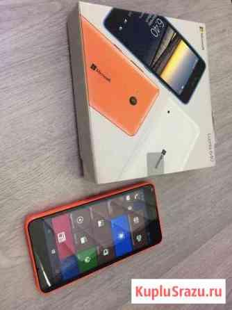 Смартфон Microsoft Lumia 640 LTE (RM-1072) Омск