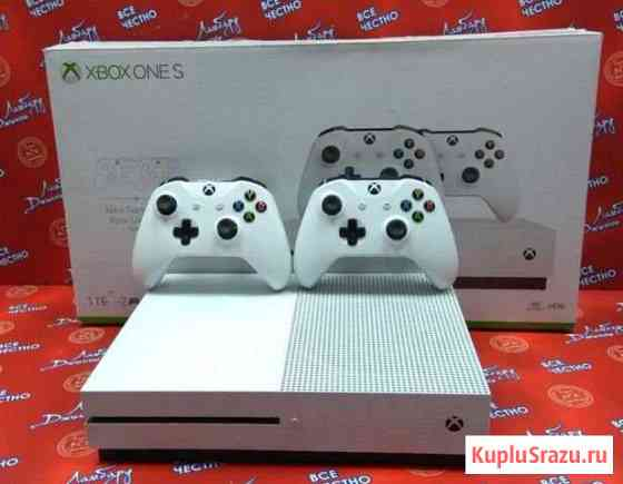Игровая консоль Xbox One S 1Tb (пф) Омск