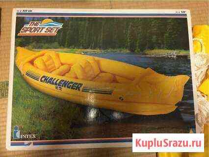 Intex challenger k2 Брянск