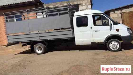 ГАЗ ГАЗель 33023 2.4МТ, 2006, фургон Цаган-Аман