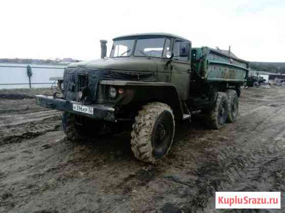 Урал 375 Навля