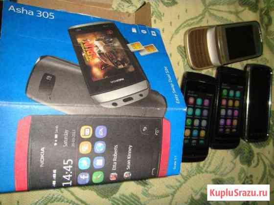 Nokia 5230 RM-588 Navi asha 305 Еманжелинск