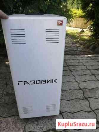 Газовый котёл для частного дома Газовик 8.1 Правдинский