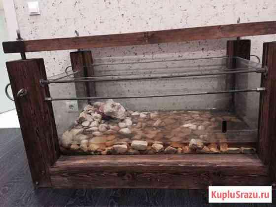 Аквариум - дизайнерский лофт Октябрьский