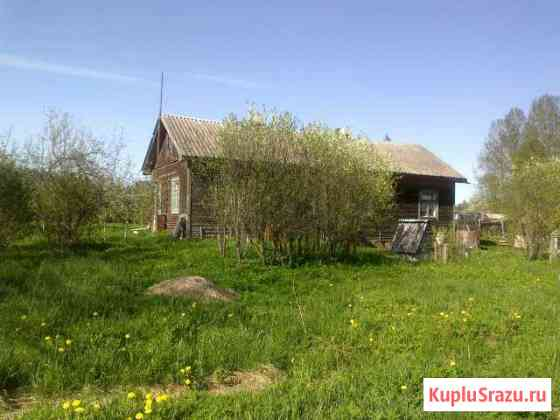 Дом 60.5 кв.м. на участке 14 сот. Светогорск