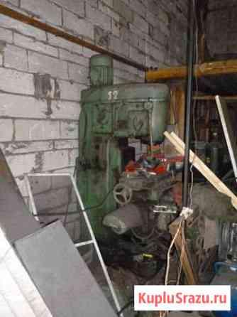 Вертикальный консольно-фрезерный станок 6Н11 Никольское