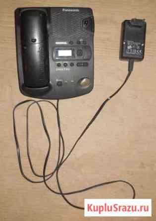 Радиотелефон с автоответч. Panasonic, KX-TCD961RUB Маркова