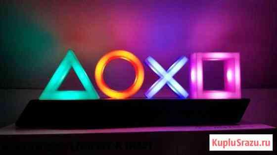 Светильник Playstation Icons Light Самара