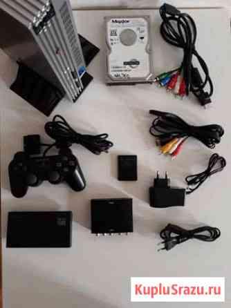 Playstation 2 Network adapter PS2 FAT HDD fmcb OPL Якутск