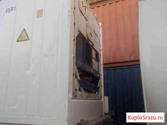 Рефрижераторный контейнер 40 фут №ocvu 8234185 Владивосток