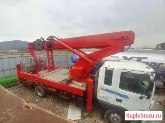 Автовышка 32 метров Horyong агп Автогидроподъёмник Екатеринбург