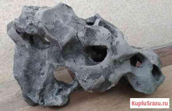 Искусственный камень - украшение для аквариума Видное
