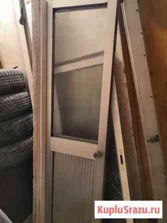 Алюминиевая дверь Нерюнгри