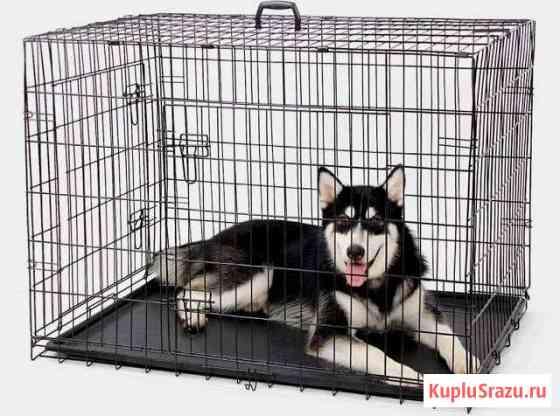 Клетки и вольеры для собак и кошек Тюмень