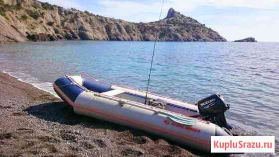 Лодка Kolibri 360D с мотором Suzuki DT 9.9(15) Феодосия