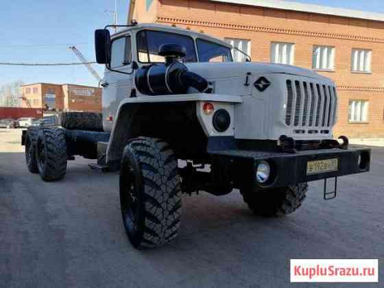 Шасси Урал 4320 под монтаж навесного оборудования Нефтеюганск