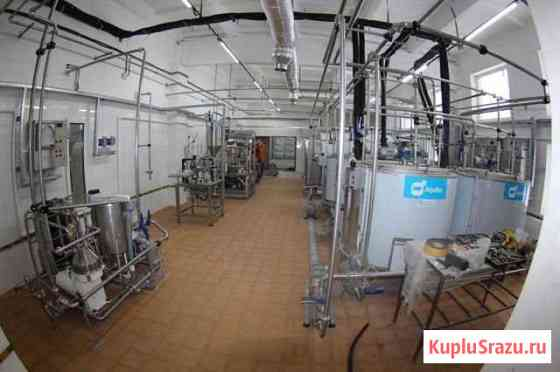 C/х комплекс с новым цехом переработки молока Бабынино