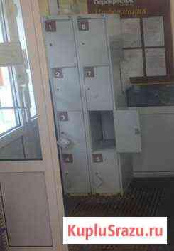 Камера хранения 8 ячеек Рязань