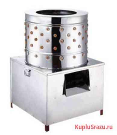 Перосъемная машина для гусей, уток T600 мм Волгоград